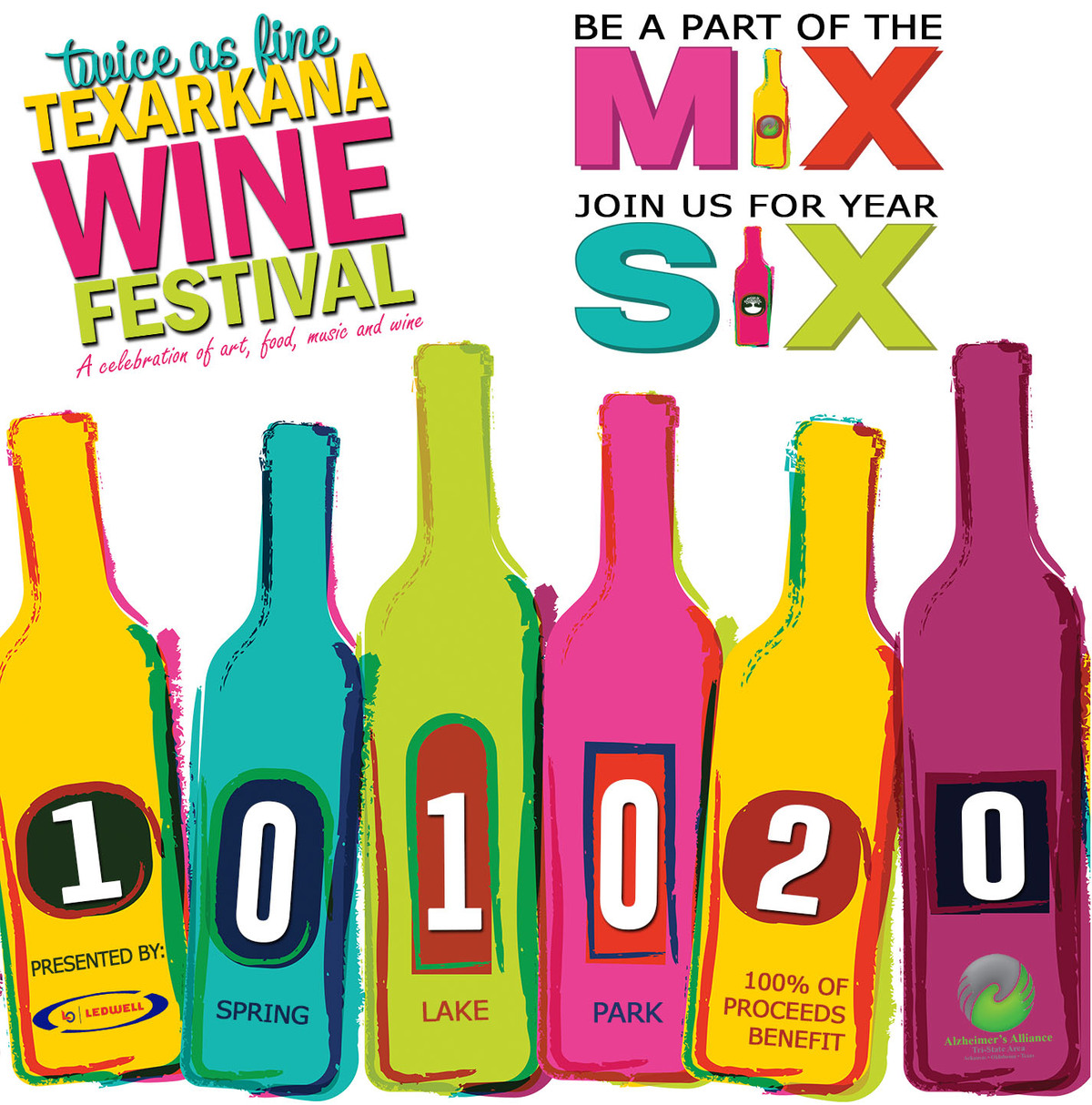 Twice As Fine Texarkana Wine Festival 2020 In Texarkana