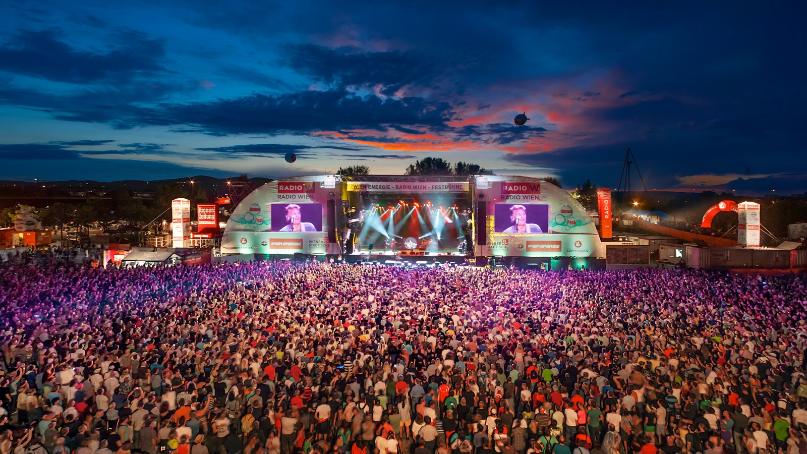 Donauinselfest 2020 In Wien Austria Everfest