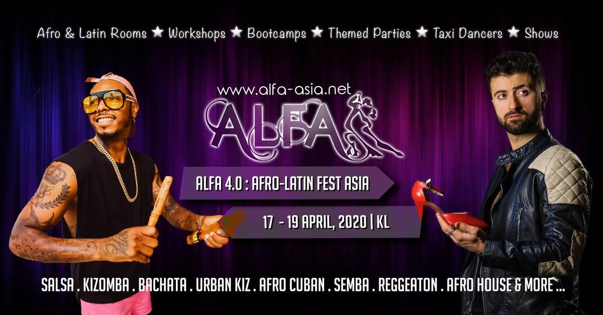 ALFA: Afro-Latin Festival Asia