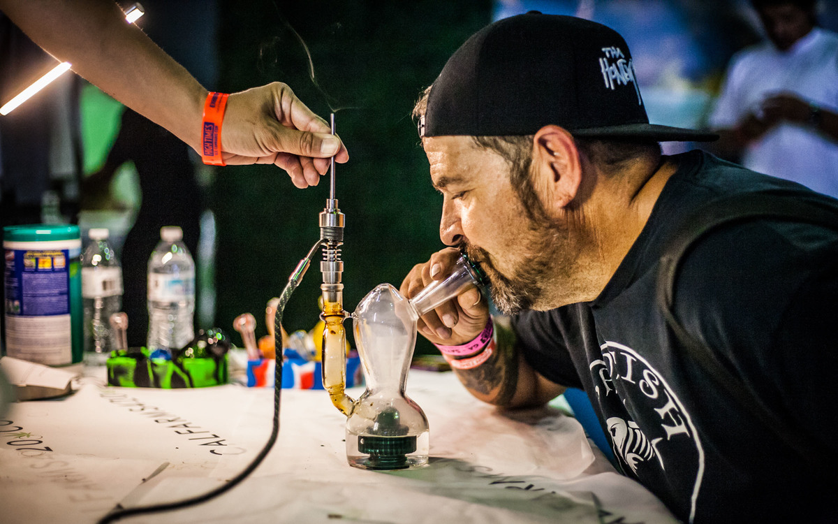 High Times Cannabis Cup 2020 In Amsterdam Netherlands
