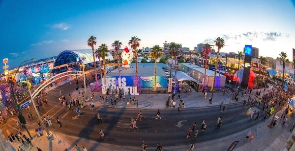 Life is Beautiful Festival Las Vegas, NV